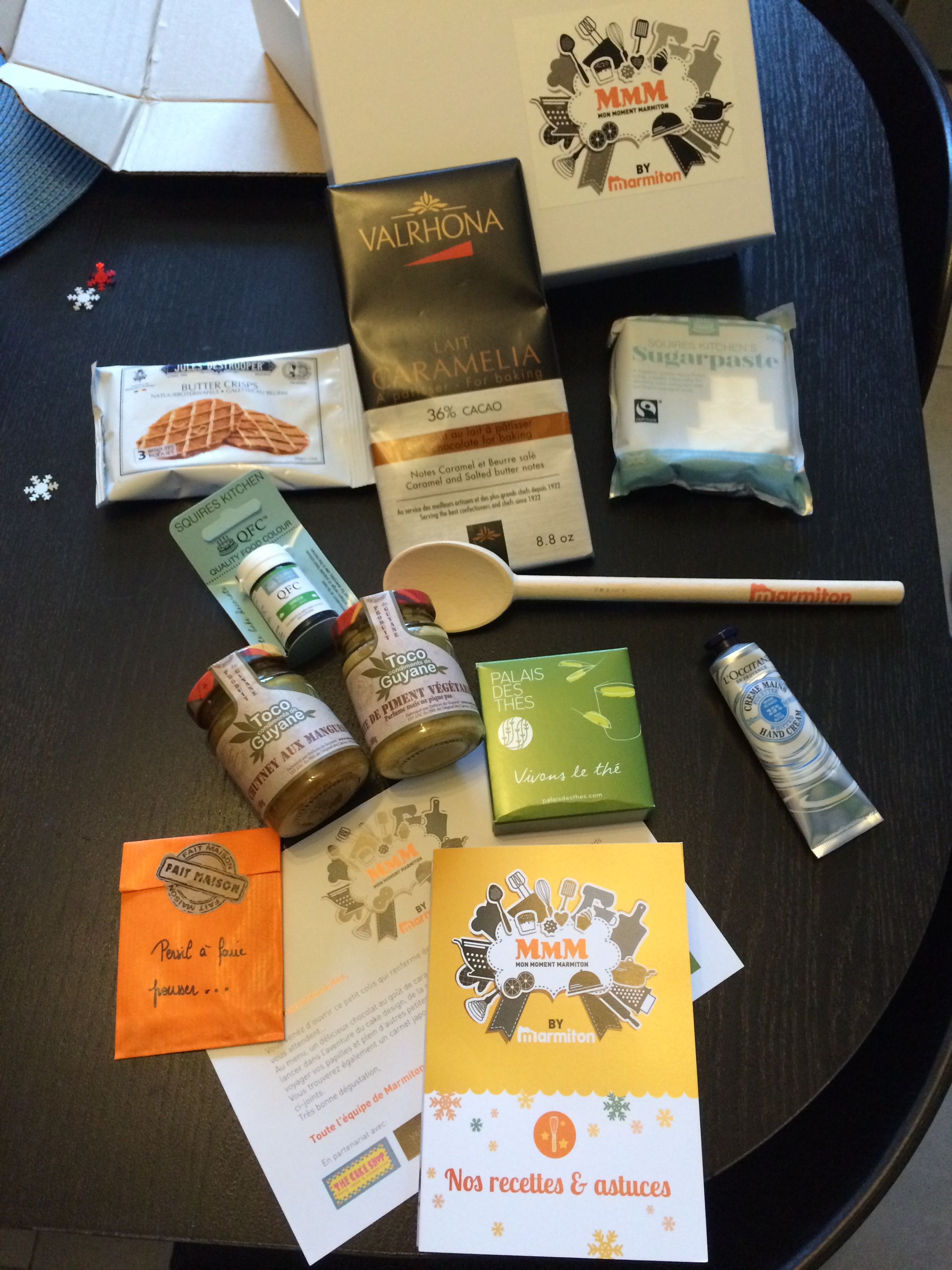 Chroniques Gourmandes La Box Marmiton Chroniques Gourmandes