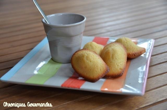 madeleines café